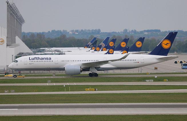 "A 350-941 "" D-AIXA ""  Lufthansa -2"