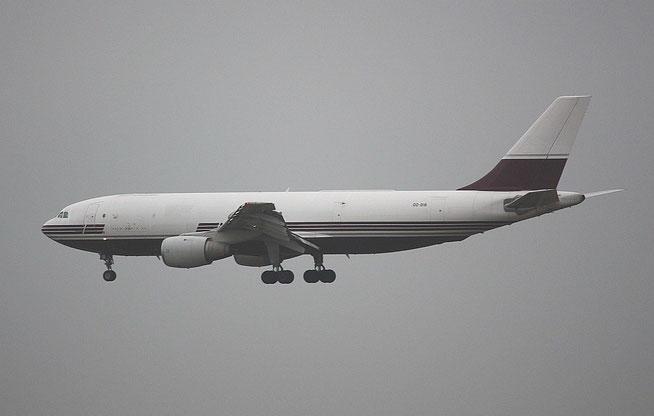 A300 OO-DIB-2