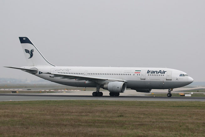 """A 300-605R """" EP-IBD """"  Iran Air -1"""