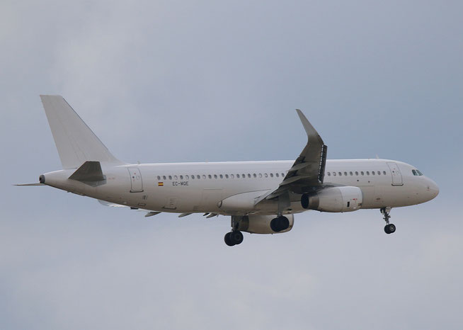"""A 320-232(W)  """" EC-MQE """"  Vueling Airlines -1"""