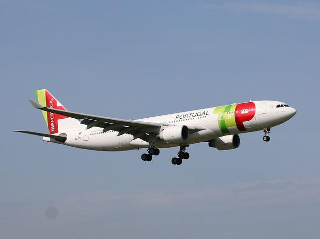 """A 330-223  """" CS-TOF """"  TAP Air Portugal -1"""