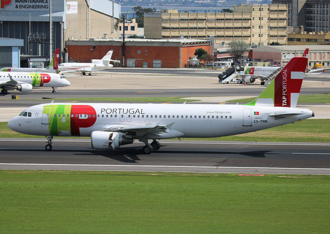 "A 320-214  "" CS-TNN "" TAP-Air Portugal -4"
