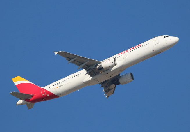 """A 321-211 """" EC-JGS """"  Iberia -3"""