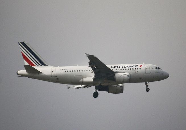 "A 319-111 "" F-GRHL "" Air France -1"
