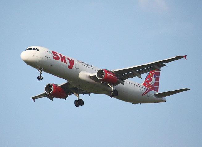A321 TC-SKI-1