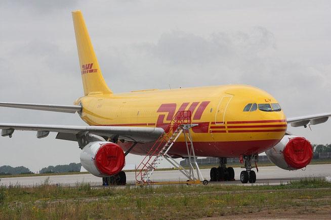 A300 OO-DLV-1