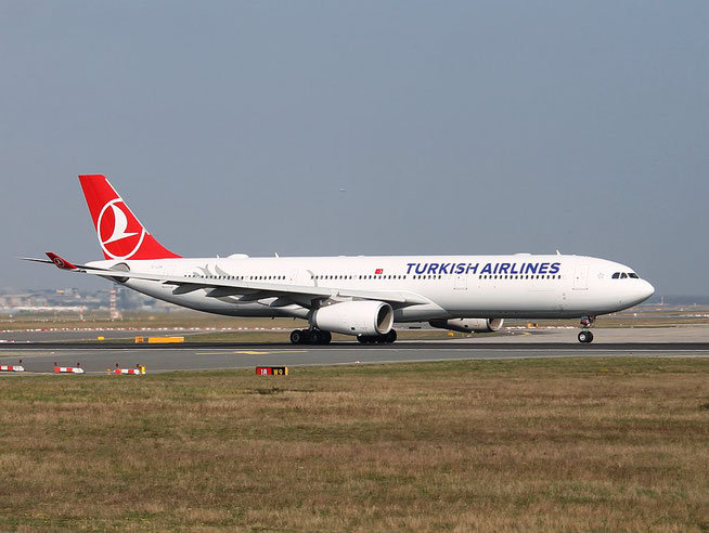 """A 330-343  """" TC-LOA """" Turkish Airlines -1"""