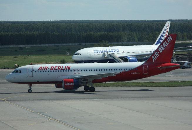 """A 320-214  """" D-ALTH """" Air Berlin -1"""