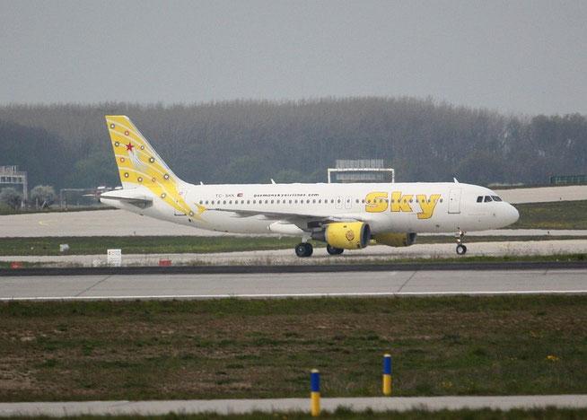 A320 TC-SKK-1