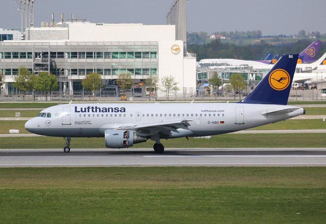 "A 319-112 "" D-AIBG "" Lufthansa -3"
