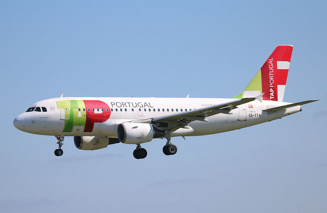 "A 319-111 "" CS-TTA ""  TAP Air Portugal -1"