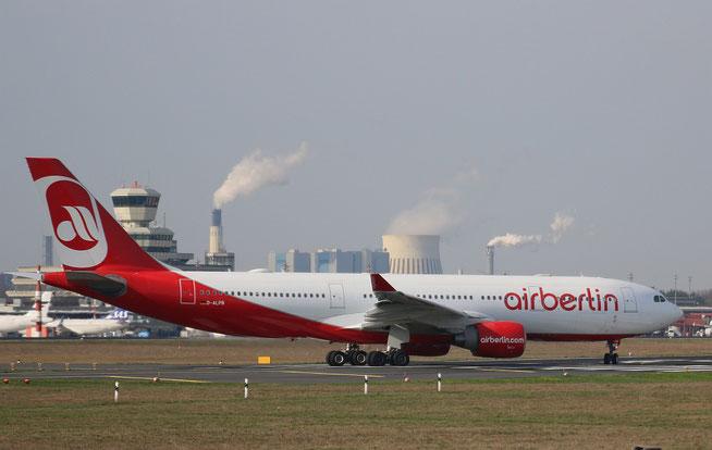 """A 330-223 """" D-ALPB """"  Air Berlin -2"""