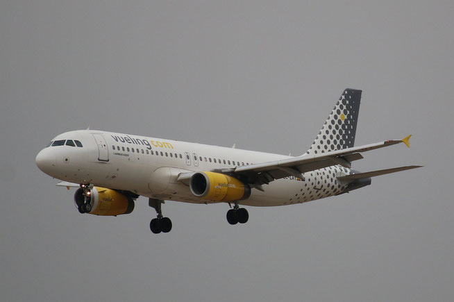 """A 320-232  """" EC-LRY """"  Vueling Airlines -2"""