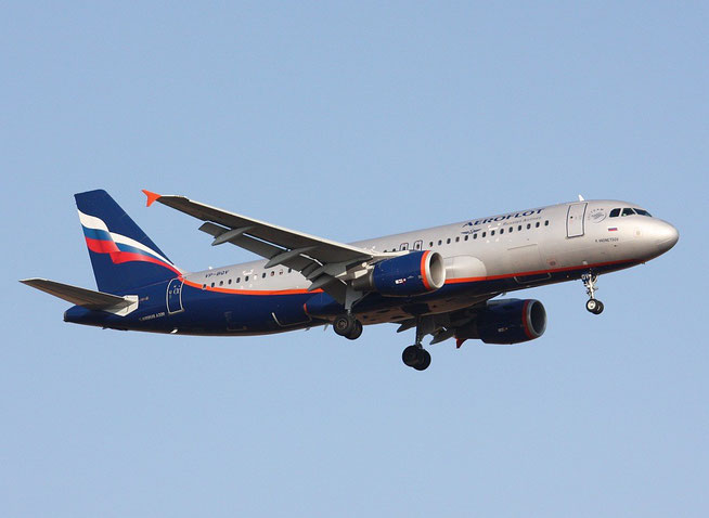 A320 VP-BQV-1