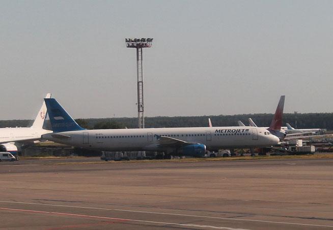 """A 321-231 """" EI-ETL """" Metrojet -1"""
