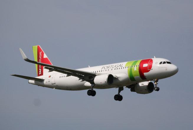 "A 320-214/W  "" CS-TNT "" TAP-Air Portugal -3"