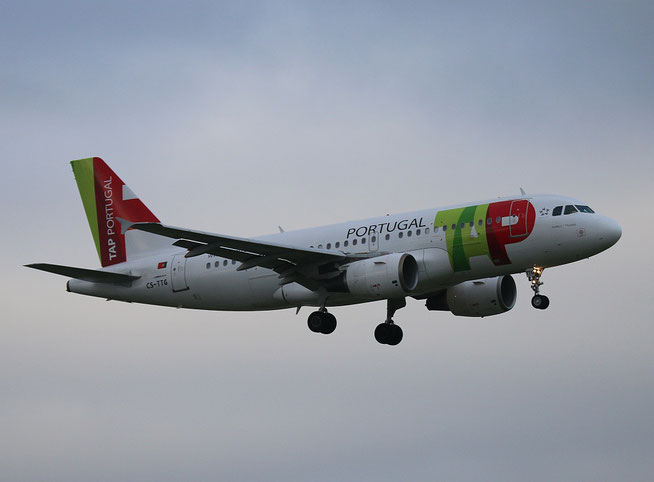 "A 319-111 "" CS-TTG ""  TAP Air Portugal -3"