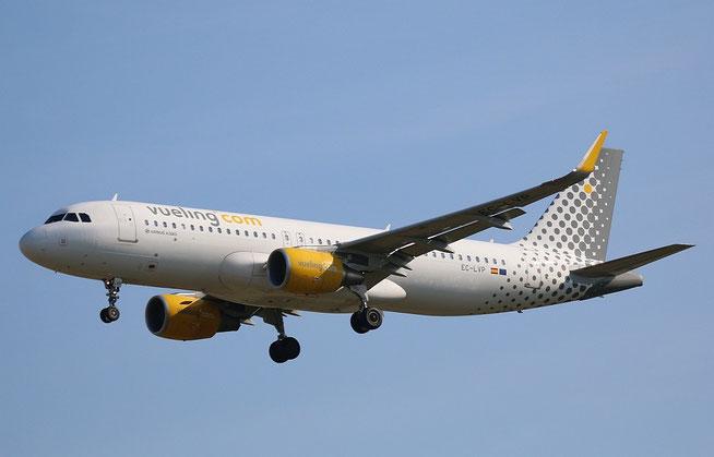 A320 EC-LVP-1