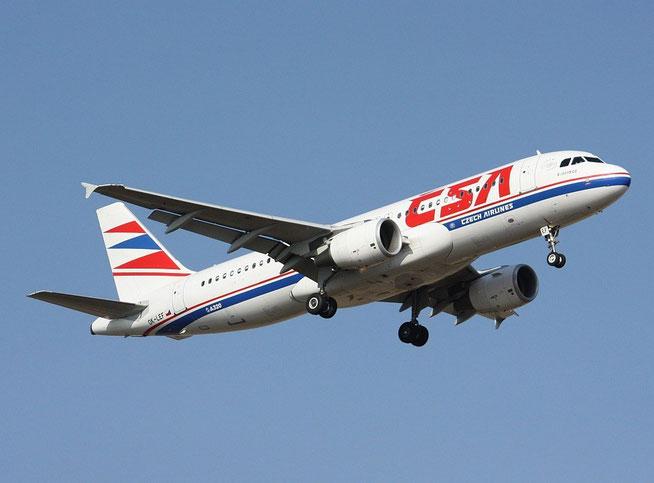 A320 OK-LEF-1