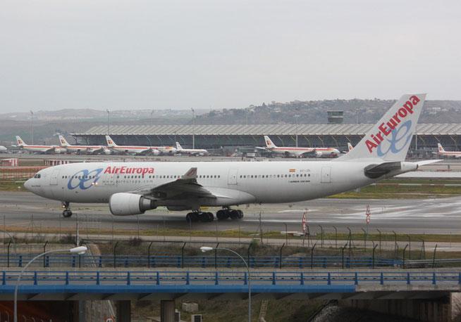 """A 330-202  """" EC-JZL """" Air Europa -1"""