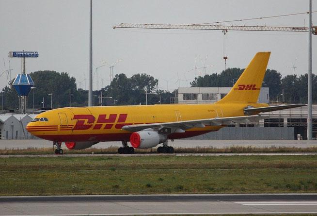 A300 OO-DLY-1
