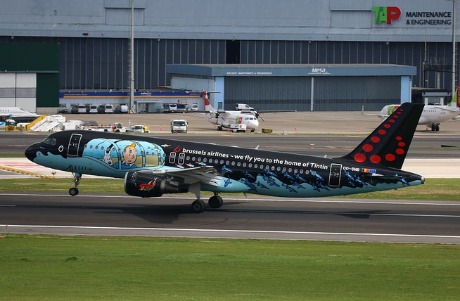 "A 320-214  "" OO-SNB "" Brussels Airlines -2"