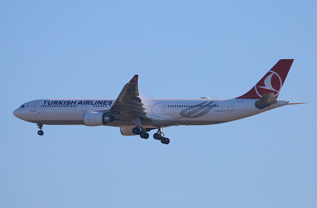 """A 330-303  """" TC-JOH """" Turkish Airlines -1"""
