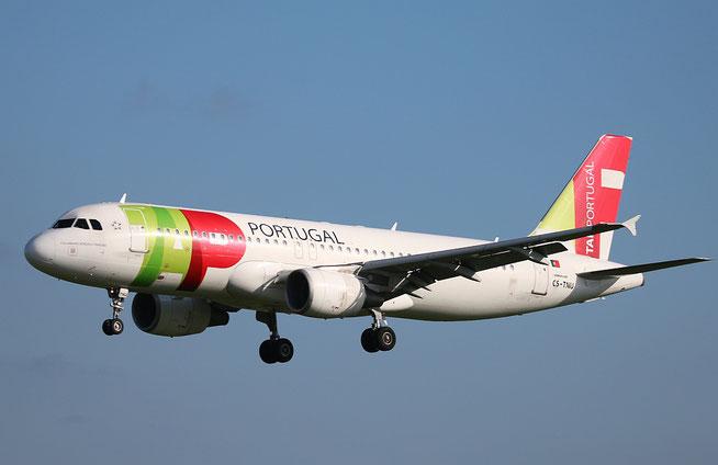 "A 320-214  "" CS-TNU "" TAP-Air Portugal -9"