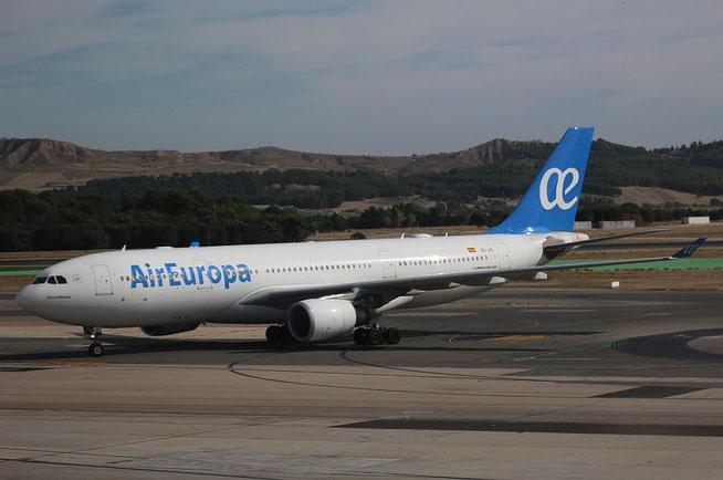 """A 330-202  """" EC-JZL """" Air Europa -2"""