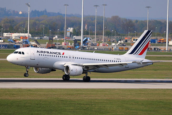 "A 320-214 "" F-HEPD "" Air France -1"