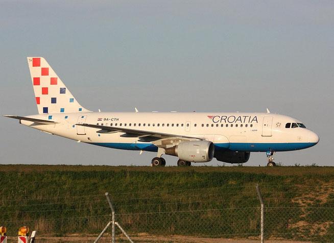 A319 9A-CTH-2