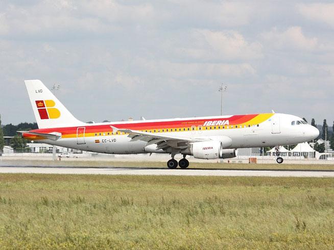 A320 EC-LVD-1