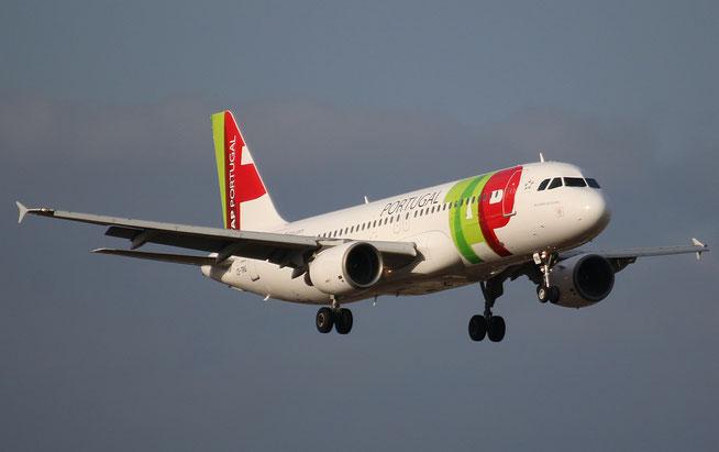 """A 320-214  """" CS-TNG """" TAP-Air Portugal -4"""