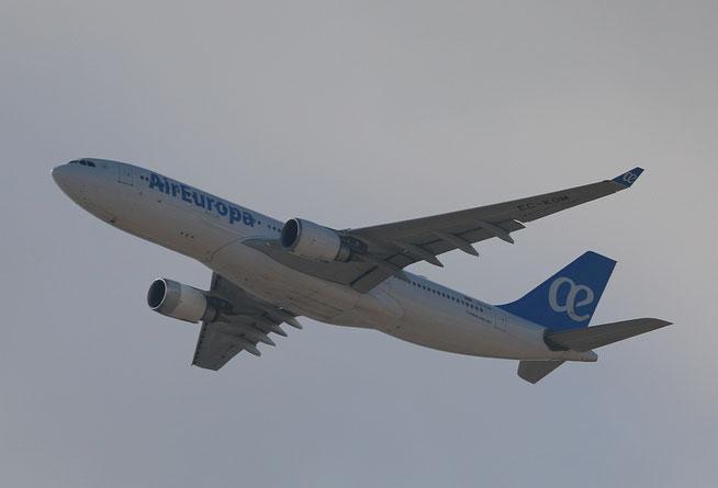 """A 330-202  """" EC-KOM """" Air Europa -2"""