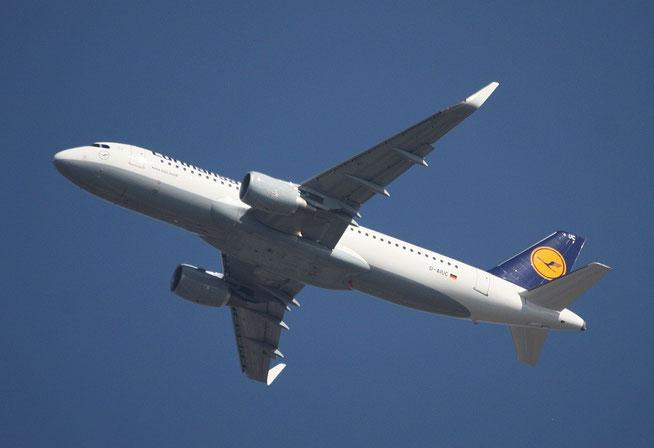 A320 D-AIUC-1