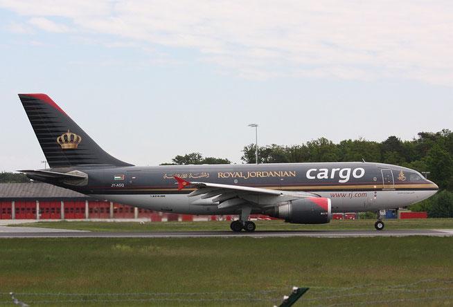 A310 JY-AGQ-2