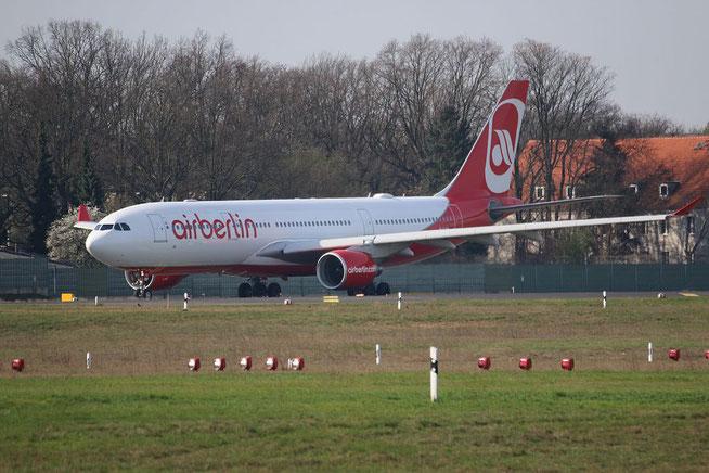 """A 330-223 """" D-ALPB """"  Air Berlin -1"""