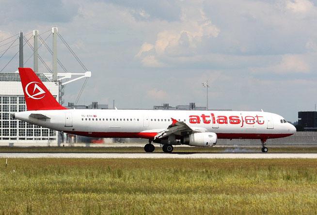 A321 TC-ETH-1
