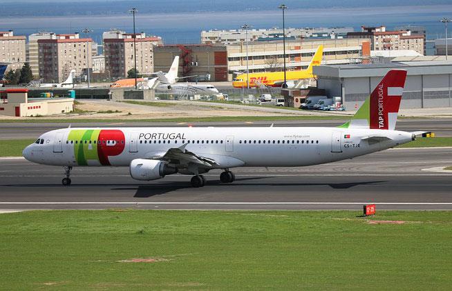 "A 321-211  "" CS-TJE "" TAP Air Portugal -1"
