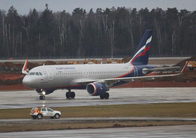 "A 320-214/WL  "" VP-BET "" Aeroflot -1"