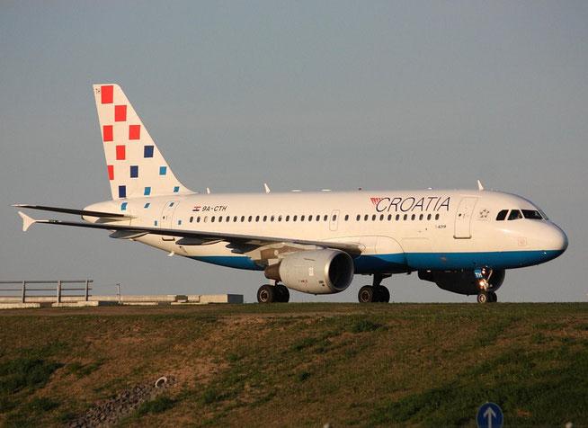 A319 9A-CTH-1