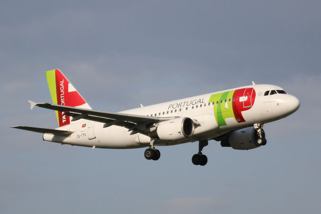 "A 319-112 "" CS-TTS ""  TAP Air Portugal -1"