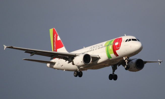 "A 319-111 "" CS-TTP ""  TAP Air Portugal -1"