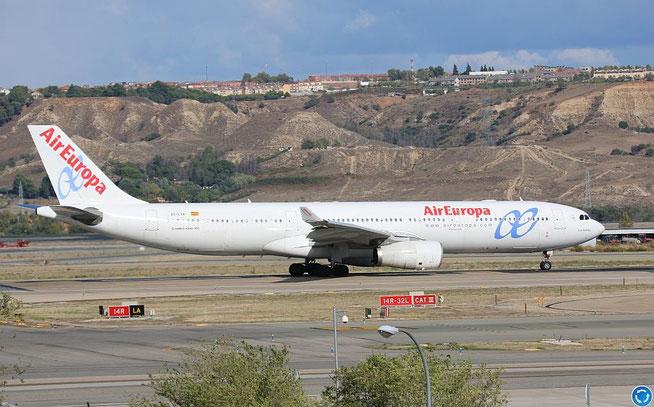 A330 EC-LXA-2