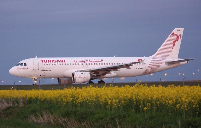 A320 TS-IMN-1