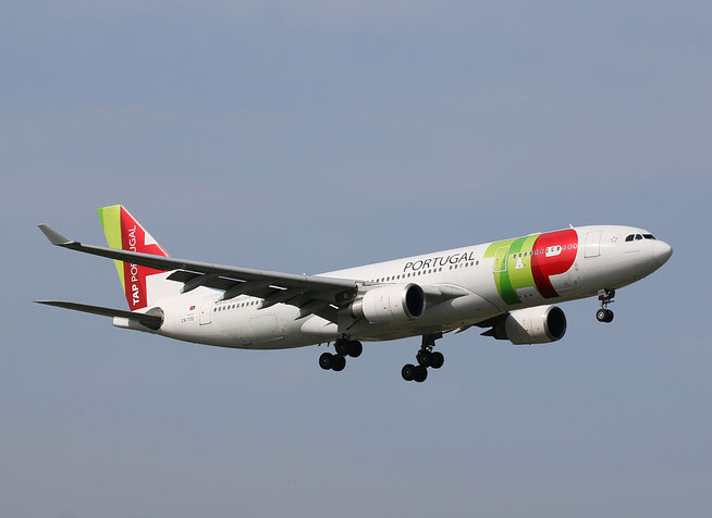 "A 330-202  "" CS-TOQ ""  TAP Air Portugal -1"