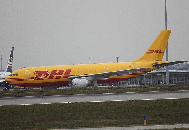 A300 OO-DLZ-2
