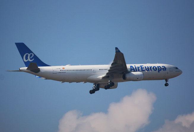 """A 330-343  """" EC-MHL """" Air Europa -1"""