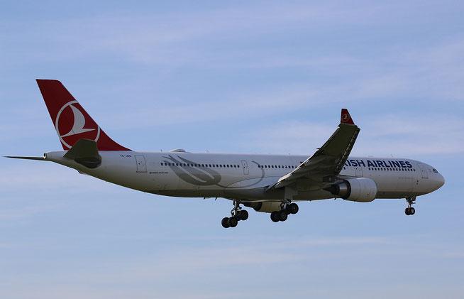 "A 330-303  "" TC-JOG "" Turkish Airlines -1"