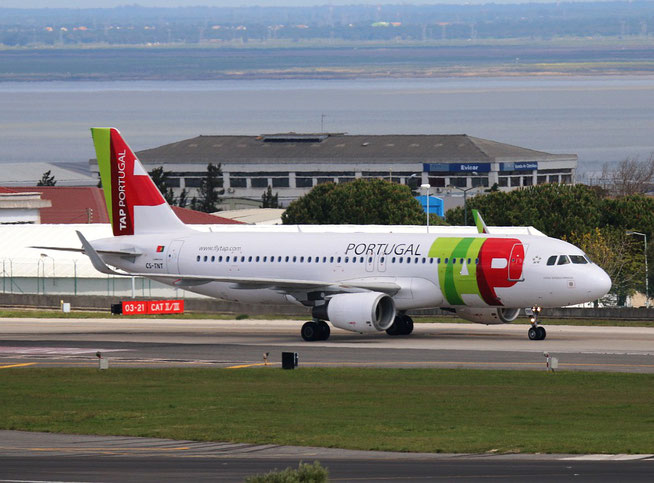 "A 320-214/W  "" CS-TNT "" TAP-Air Portugal -2"